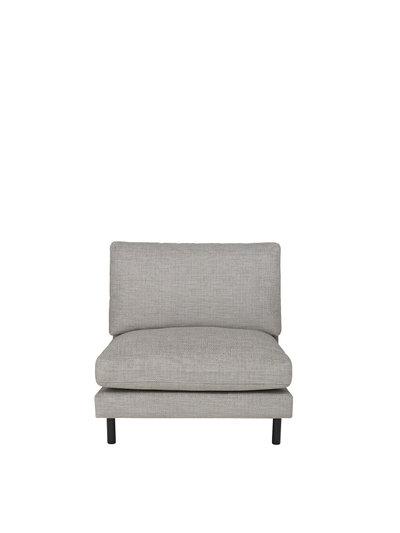 Image of Forli grand sofa single seat no arms