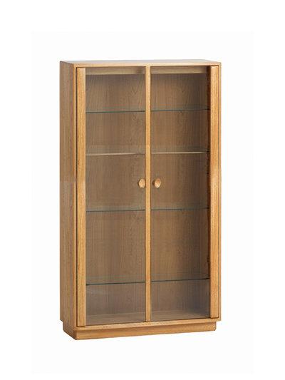 Image of Windsor Medium Display Cabinet