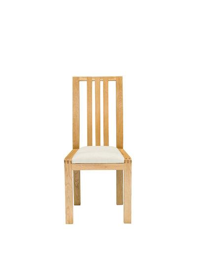 Image of Bosco Dining Chair (Cream Fabric))