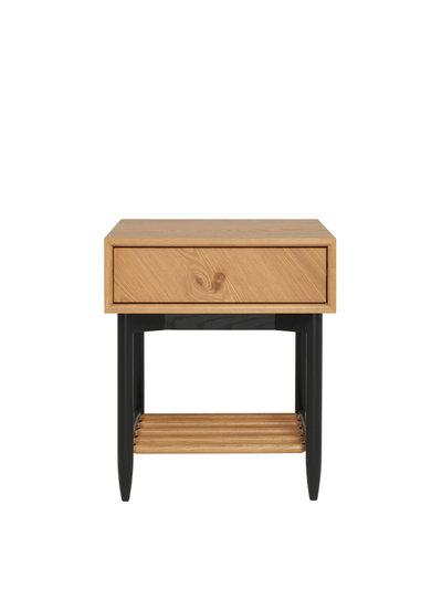 Image of Monza 1 Drawer Bedside Cabinet