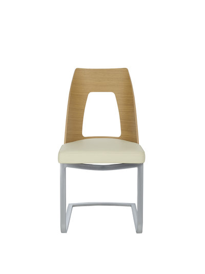 Image of Romana Cantilevered Dining Chair