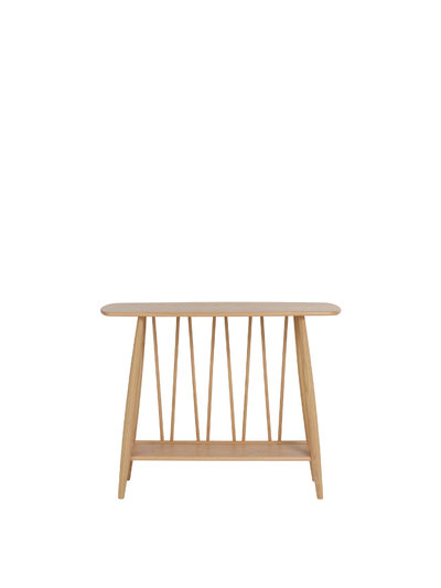 Image of Shalstone Spindle Console Table
