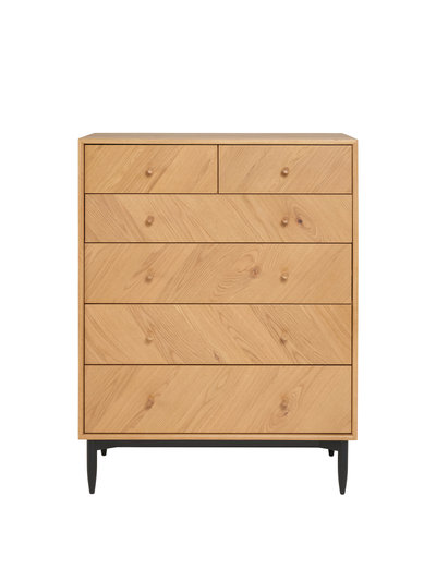 Image of Monza 6 Drawer Chest