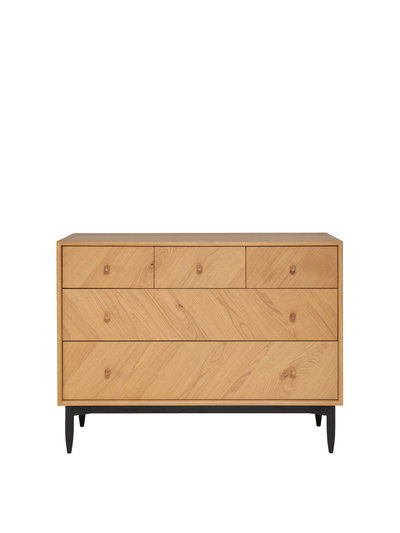 Image of Monza 5 Drawer Wide Chest